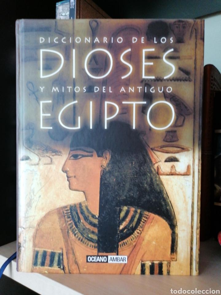 DIOSES Y MITOS DEL ANTIGUO EGIPTO. (Libros Nuevos - Historia - Arqueología)