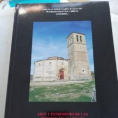 Libros: ARTE Y PATRIMONIO DE LAS ORDENES MILITARES DE JERUSALEN EN ESPAÑA. Lote 189933558