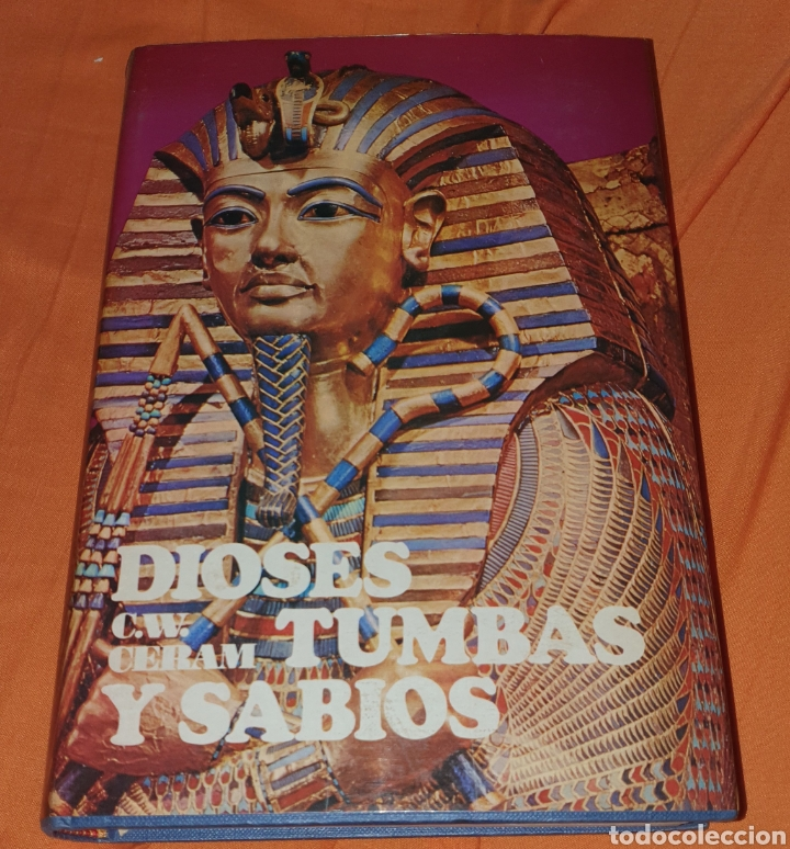 DIOSES TUMBAS Y SABIOS, BUEN ESTADO DE CONSERVACIÓN (Libros Nuevos - Historia - Arqueología)