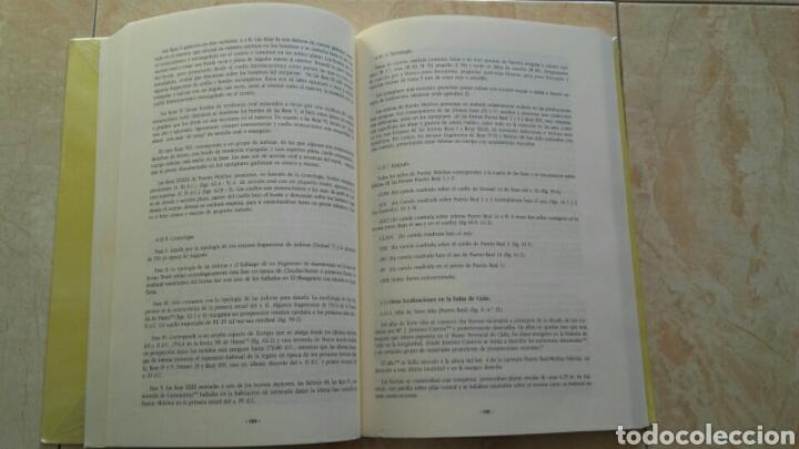 Libros: La producción de ánforas en la Bahía de Cádiz en época romana. - Foto 2 - 193568963