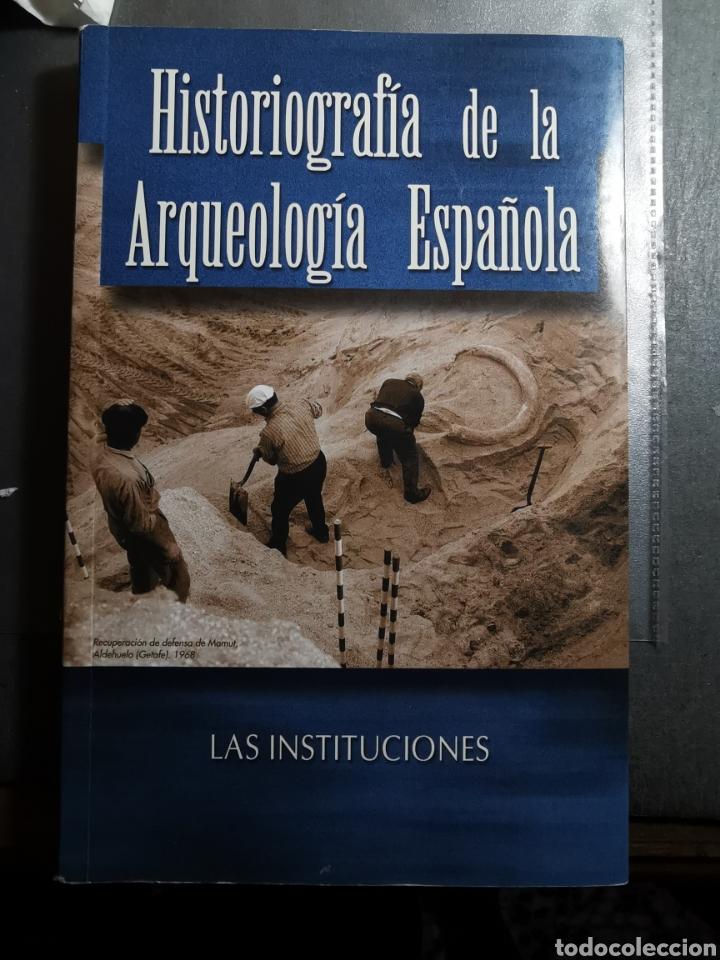 LIBRO (Libros Nuevos - Historia - Arqueología)