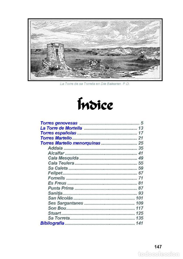 Libros: Torres Martello de Menorca (Versión castellana) (LAGARDA) - Foto 8 - 27209526
