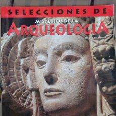 Libros: REVISTA MISTERIOS DE LA ARQUEOLOGÍA. N°3. Lote 199697787