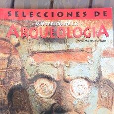 Libros: MISTERIOS DE LA ARQUEOLOGÍA. N°5. Lote 199698075