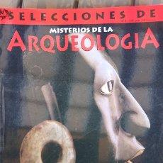 Libros: MISTERIOS DE LA ARQUEOLOGÍA. N°6. Lote 199698193