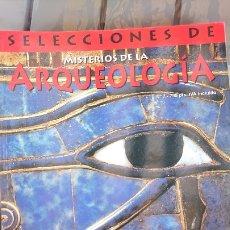 Libros: MISTERIOS DE LA ARQUEOLOGÍA. N°7. Lote 199698287