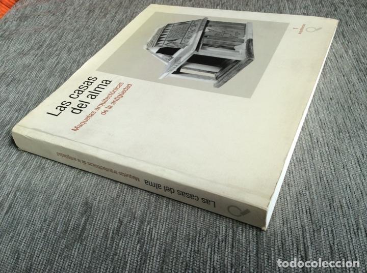 Libros: Las Casas del Alma. Maquetas Arquitectónicas de la Antigüedad (5500 A.C./ 300 D.C.) - Foto 2 - 203421401
