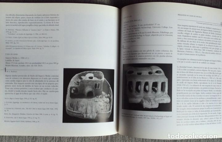 Libros: Las Casas del Alma. Maquetas Arquitectónicas de la Antigüedad (5500 A.C./ 300 D.C.) - Foto 4 - 203421401