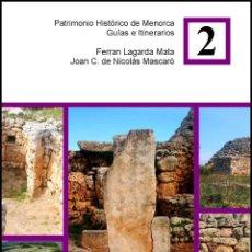 Libros: SO NA CAÇANA. ALAIOR. MENORCA.. Lote 203970332