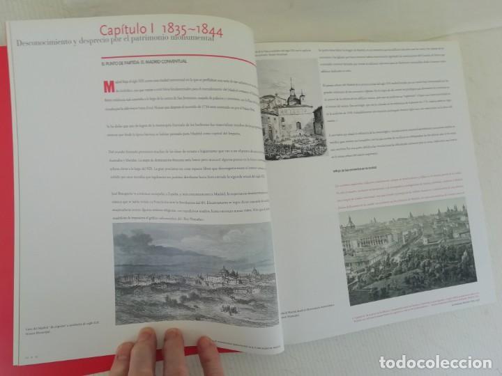 Libros: 100 años de conservación monumental en la Comunidad de Madrid. Catálogo la exposición 1835 a 1936 - Foto 5 - 195079778