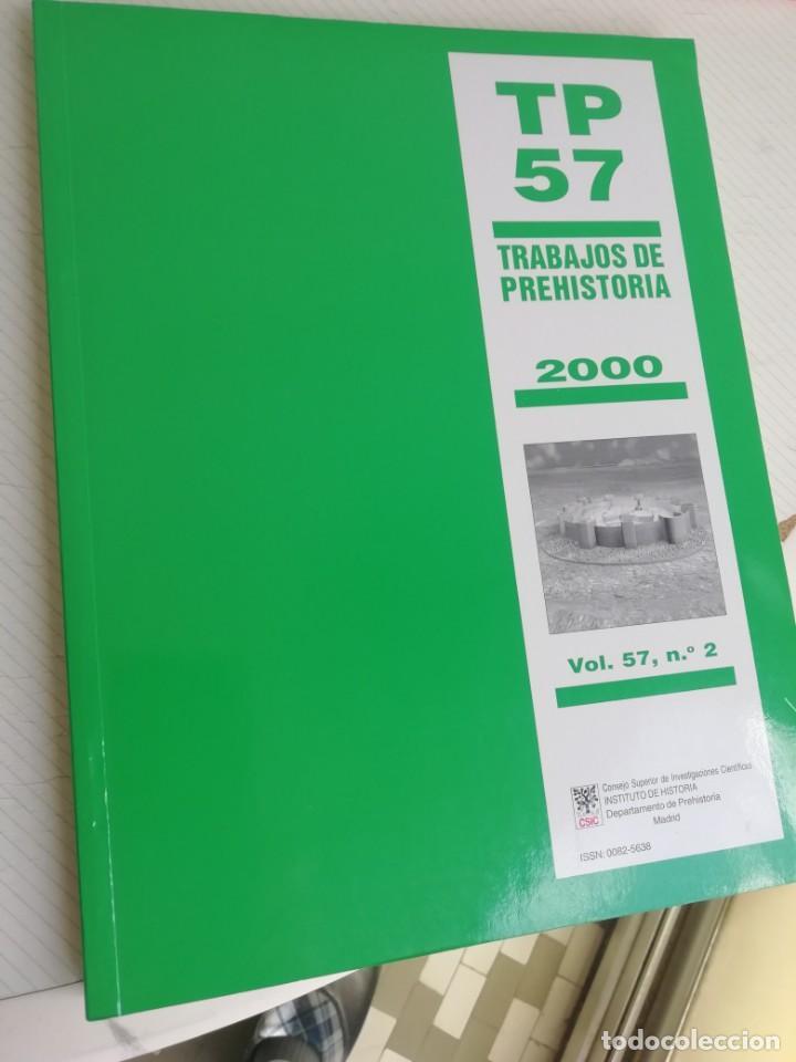 TRABAJOS DEPREHISTORIA 2000 (Libros Nuevos - Historia - Arqueología)