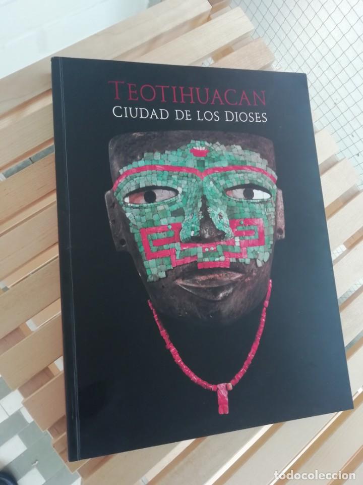 TEOTIHUACAN CIUDAD DE LOS DIOSES (Libros Nuevos - Historia - Arqueología)