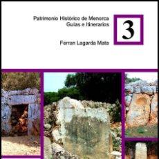 Libros: SON CATLAR. CIUTADELLA, MENORCA. (ARQUEOLOGÍA - ARTE) (LAGARDA). Lote 27279922
