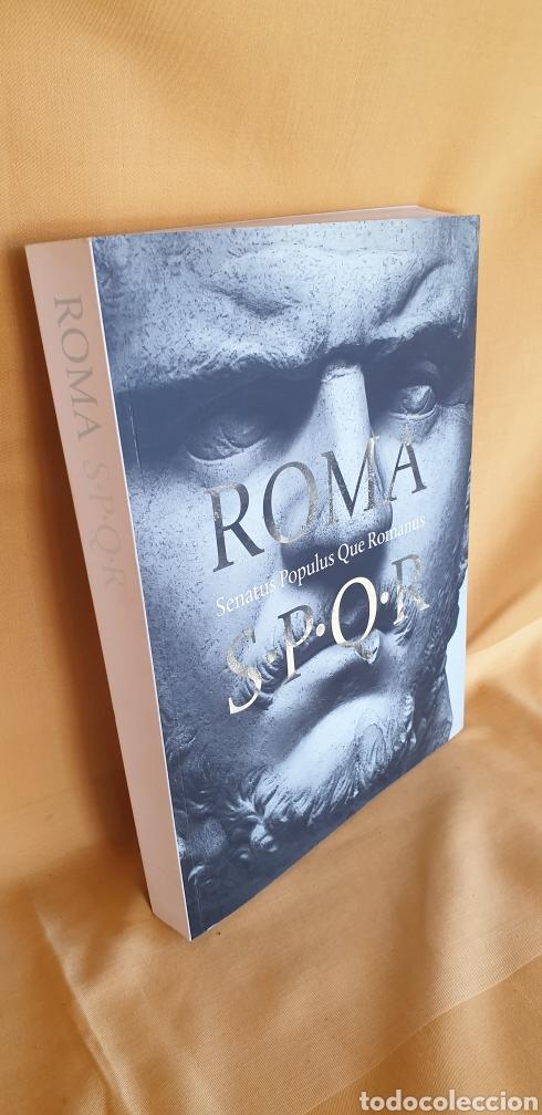 Libros: Catálogo de la exposición en Canal del Romano Imperio y la entrada al recinto (2008) - Foto 3 - 209012707