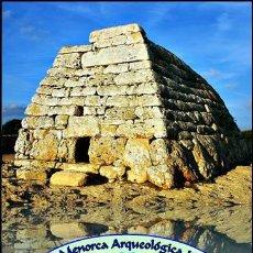 Libros: LA NAVETA DES TUDONS (CIUTADELLA DE MENORCA) - LAGARDA MATA, FERRAN - ARQUEOLOGIA ARTE. Lote 27239457