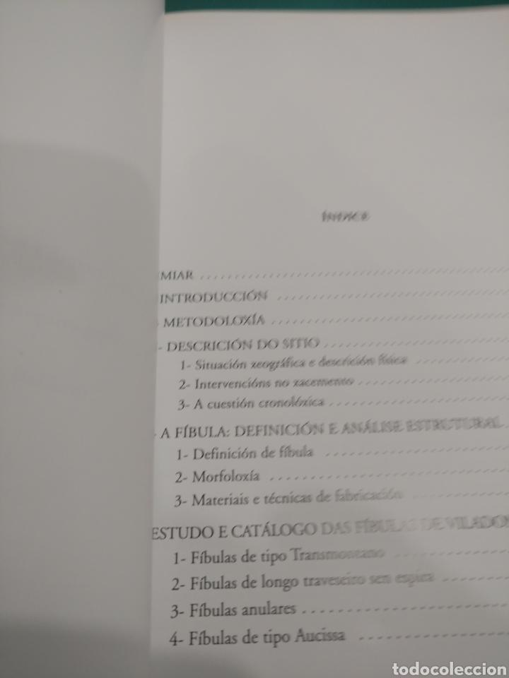"""Libros: Estudios Museos""""Fíbulas galsico- romanas do Castro de Viladonga - Foto 2 - 210939580"""