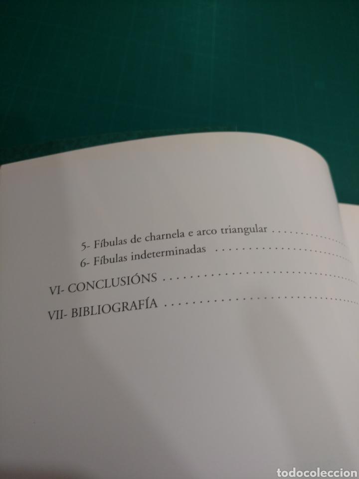 """Libros: Estudios Museos""""Fíbulas galsico- romanas do Castro de Viladonga - Foto 3 - 210939580"""