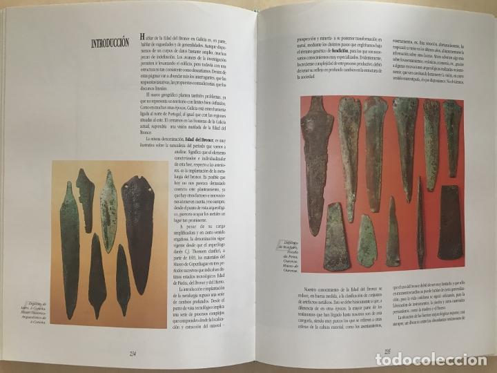 Libros: Dos tomos de Historia y Arte del Proyecto Galicia, 1991. Hércules de Ediciones - Foto 8 - 211477601