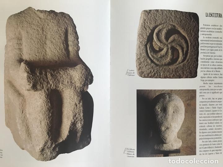 Libros: Dos tomos de Historia y Arte del Proyecto Galicia, 1991. Hércules de Ediciones - Foto 11 - 211477601