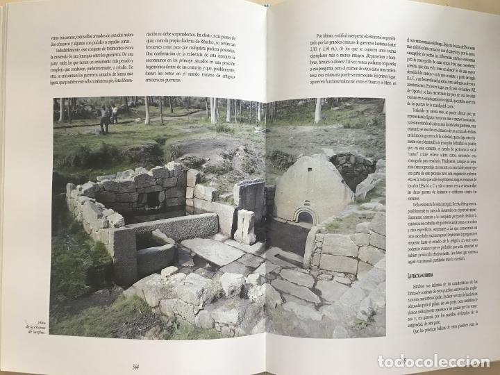 Libros: Dos tomos de Historia y Arte del Proyecto Galicia, 1991. Hércules de Ediciones - Foto 12 - 211477601