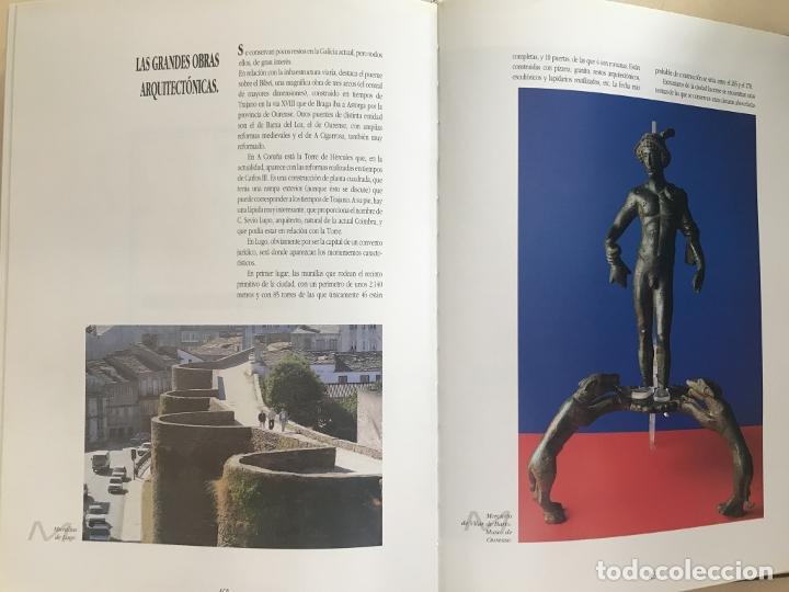 Libros: Dos tomos de Historia y Arte del Proyecto Galicia, 1991. Hércules de Ediciones - Foto 13 - 211477601