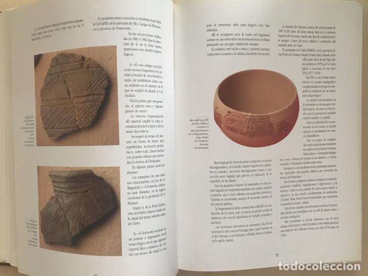 Libros: Dos tomos de Historia y Arte del Proyecto Galicia, 1991. Hércules de Ediciones - Foto 19 - 211477601