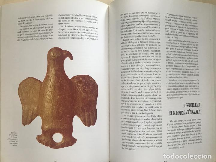 Libros: Dos tomos de Historia y Arte del Proyecto Galicia, 1991. Hércules de Ediciones - Foto 26 - 211477601