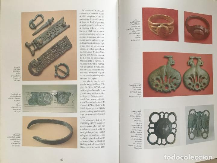 Libros: Dos tomos de Historia y Arte del Proyecto Galicia, 1991. Hércules de Ediciones - Foto 29 - 211477601