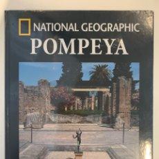 Libros: POMPEYA - ARQUEOLOGÍA NATIONAL GEOGRAPHIC - NUEVO. Lote 226947920