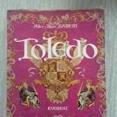 Libros: TOLEDO. Lote 215565775