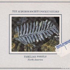Libros: FAMILIAR FOSSILS NORTH AMERICA. Lote 216863462