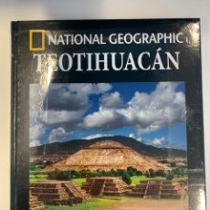 Libros: HISTORIA NATIONAL GEOGRAPHIC ARQUEOLOGÍA TEOTIHUACAN VOL. 16 NUEVO. Lote 221080340