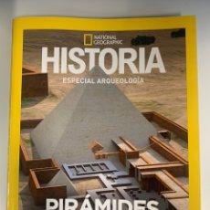Libros: PIRÁMIDES DE EGITPO HISTORIA NATIONAL GEOGRAPHIC. Lote 221744781