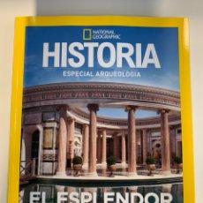 Libros: EL ESPLENDOR DE ROMA - ARQUEOLOGÍA NATIONAL GEOGRAPHIC - NUEVO. Lote 226254330