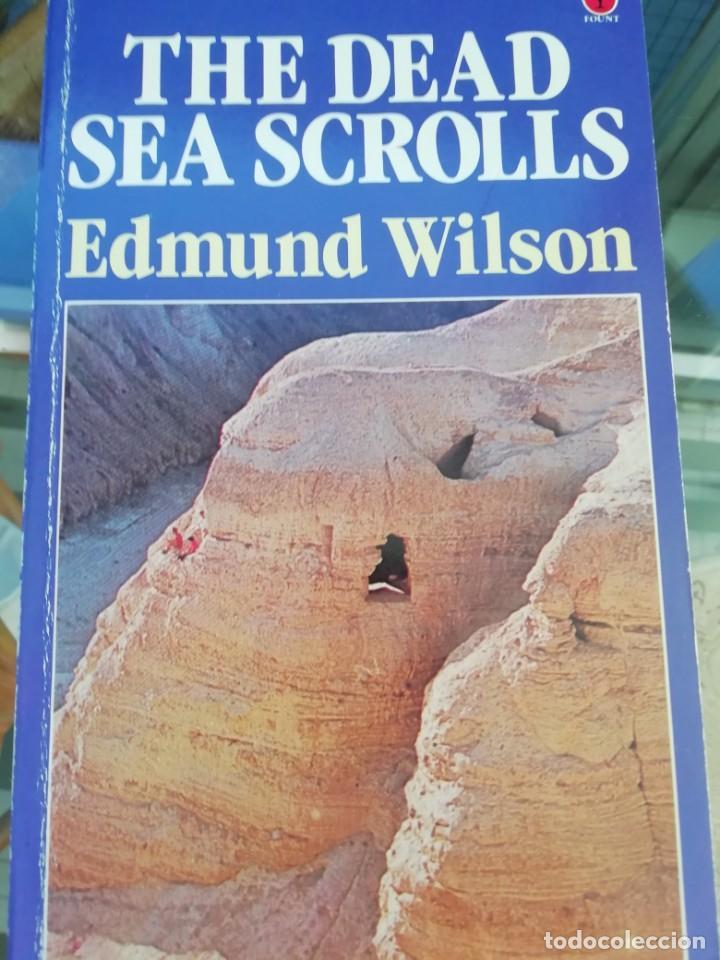 THE DEAD SEA SCROLLS POR EDMUND WILSON EN INGLÉS (Libros Nuevos - Historia - Arqueología)