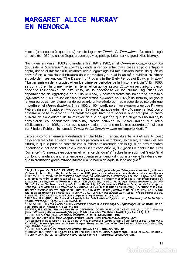 Libros: Sa Torreta de Tramuntana y el dios de las brujas. (Menorca talayótica (y pretalayótica)) - Foto 5 - 149602232