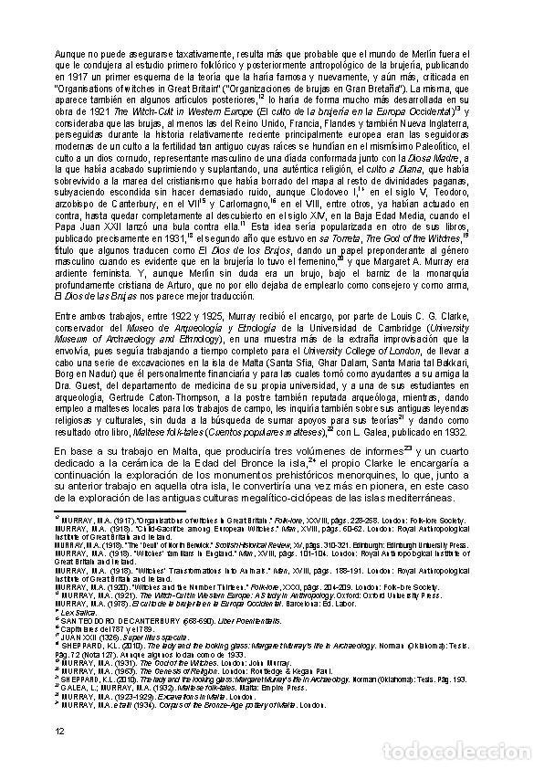 Libros: Sa Torreta de Tramuntana y el dios de las brujas. (Menorca talayótica (y pretalayótica)) - Foto 6 - 149602232