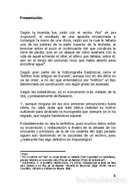 Libros: La Naveta des Tudons (Ciutadella de Menorca) - LAGARDA MATA, FERRAN - ARQUEOLOGIA ARTE - Foto 4 - 27239457