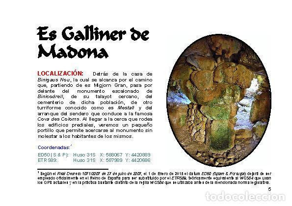 Libros: Círculos talayóticos menorquines (arqueología, Menorca, Lagarda) - Foto 4 - 191867096