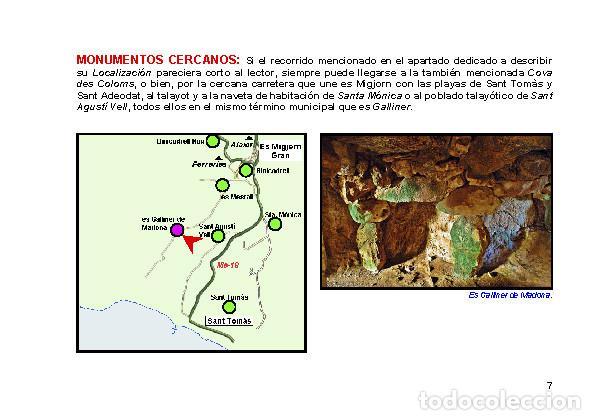Libros: Círculos talayóticos menorquines (arqueología, Menorca, Lagarda) - Foto 6 - 191867096