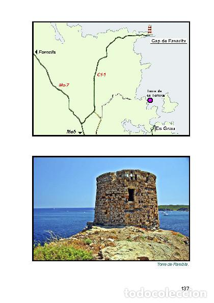Libros: Torres Martello de Menorca (Versión catalana) (Ferran Lagarda Mata) - Foto 5 - 118803175