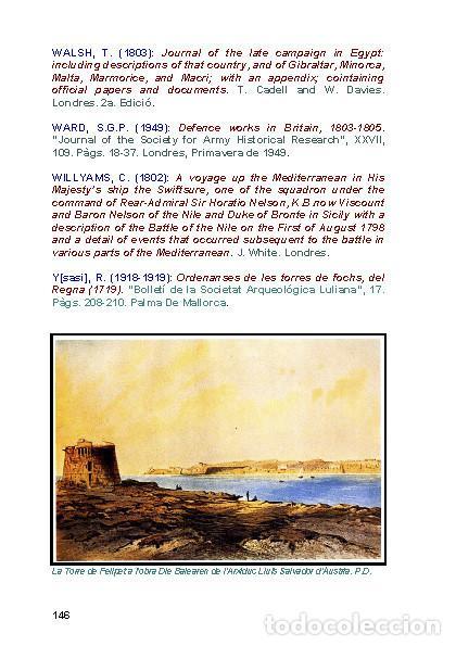 Libros: Torres Martello de Menorca (Versión catalana) (Ferran Lagarda Mata) - Foto 14 - 118803175