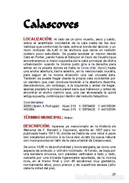 Libros: Pozos, agua y magia en la Prehistoria de Menorca (Versión castellana) (LAGARDA) - Foto 3 - 223845755