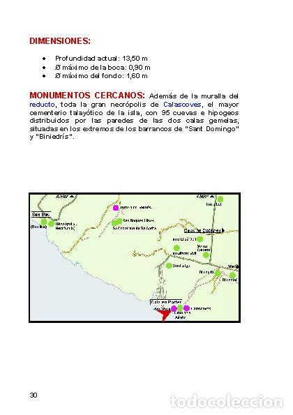 Libros: Pozos, agua y magia en la Prehistoria de Menorca (Versión castellana) (LAGARDA) - Foto 4 - 223845755