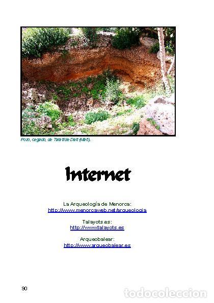 Libros: Pozos, agua y magia en la Prehistoria de Menorca (Versión castellana) (LAGARDA) - Foto 11 - 223845755
