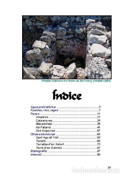 Libros: Pozos, agua y magia en la Prehistoria de Menorca (Versión castellana) (LAGARDA) - Foto 12 - 223845755