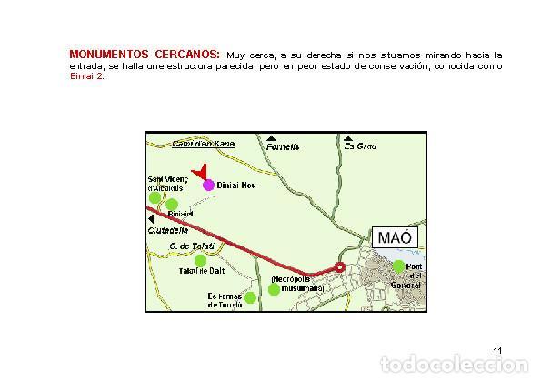 Libros: LAGARDA MATA, Ferran (2007): Dólmenes menorquines (Arqueología Arte Historia Menorca) - Foto 10 - 191867523
