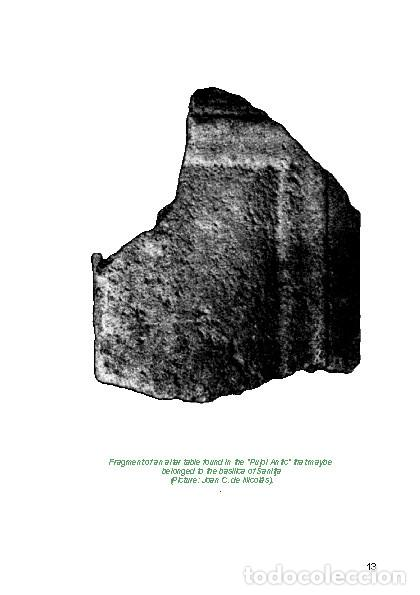 Libros: LAGARDA MATA, Ferran (2008): Basilicas and mosques of Minorca (Archaeology-Art-History) - Foto 12 - 195088208