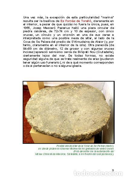 Libros: LAGARDA MATA, Ferran (2007): Basílicas y mezquitas de Menorca (Arqueología Arte Historia) - Foto 8 - 27209530