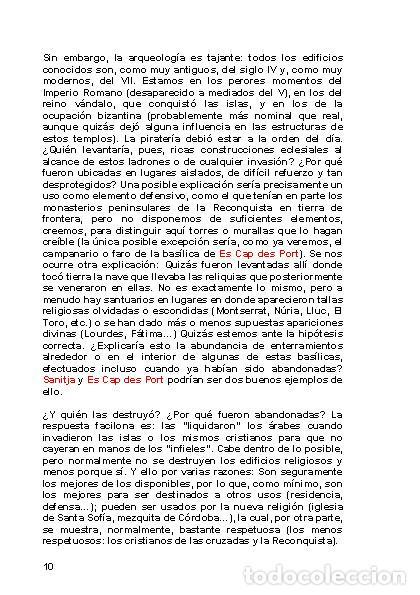 Libros: LAGARDA MATA, Ferran (2007): Basílicas y mezquitas de Menorca (Arqueología Arte Historia) - Foto 9 - 27209530